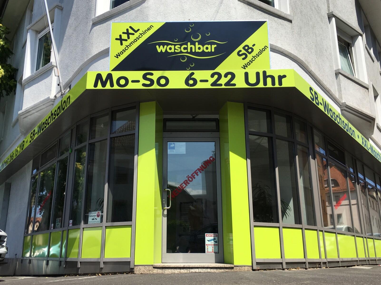 Werbetechnik Fassaden Folierung