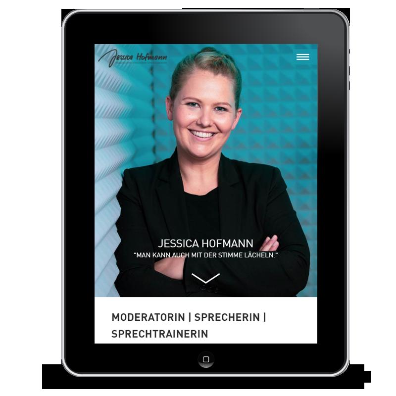 Website Jessica Hofmann