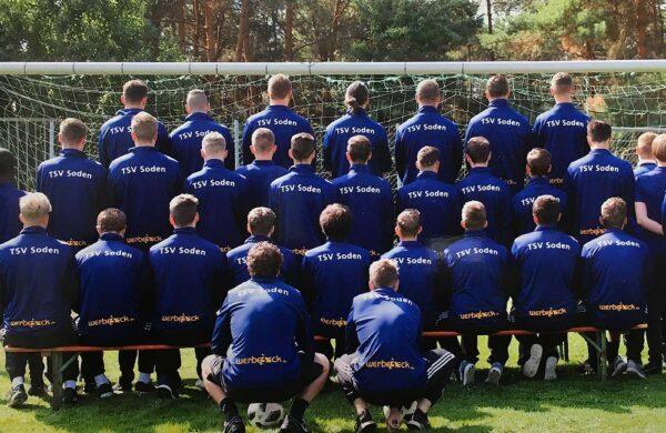 TSV Soden Fußballmanschaft